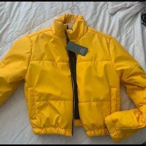 Mini bomber jacket